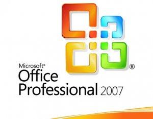 Осваиваем работу с пакетом программ Майкрософт офис 2007.